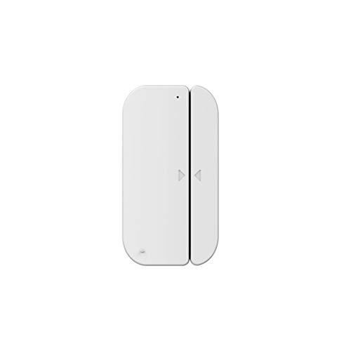 Hama WiFi Tür-Fenster-Kontakt/WLAN Fensteralarm/Türalarm (ohne Hub, Fenster-/Tür-Sensor mit Magnetkontakt, Alarm-Benachrichtigung aufs Handy, IFTTT-fähig, 2,4GHz, Batterie-Betrieb)