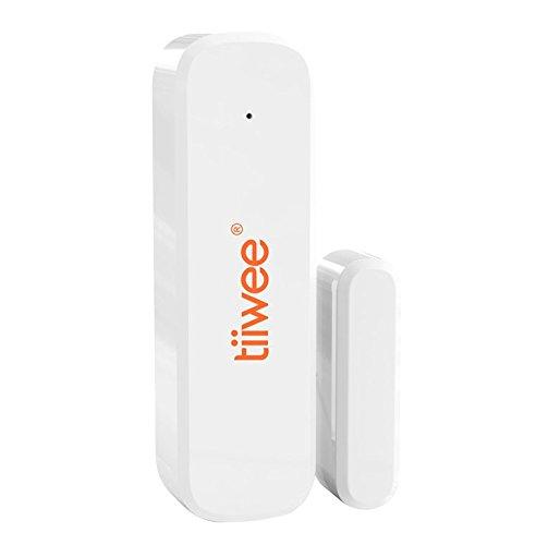 tiiwee Fenster & Tür Sensor TWWS02 für das tiiwee Home Alarm System – Alarmanlage Sicherheitstechnik Einbruchschutz