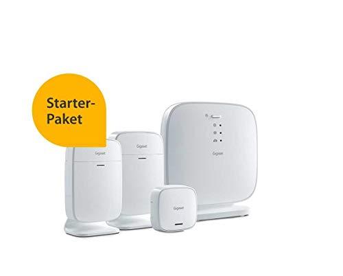Gigaset Senioren Alarm (Einsteiger-Set mit Bewegungsmelder, Universal Tür- und Fenstersensor, intelligentes Benachrichtigungssyst, smart care motion funktioniert nur mit Service-Abo)