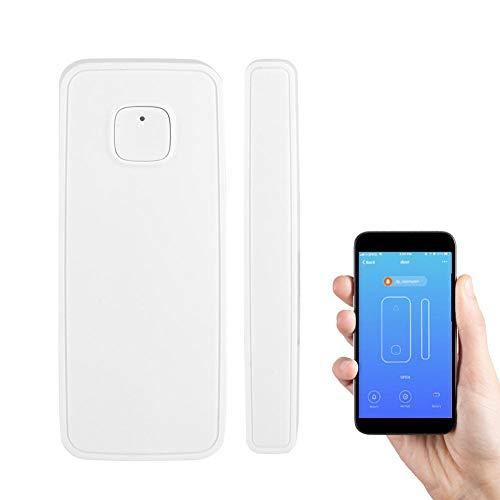 VBESTLIFE WiFi Alarm Sensor, Intelligente Tür Fenster Alarm Sensor Drahtlose Fernbedienung für Home Security
